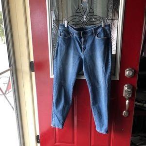 Loft Skinny Jeans.